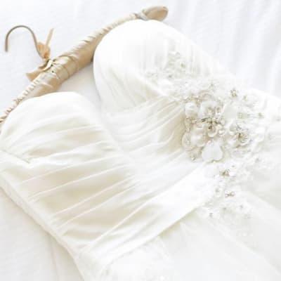 Wedding dress and formal wear image