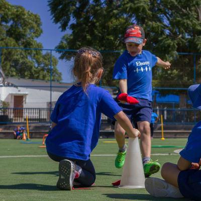 Pre-Primary School Tuition Fees per Annum - Blue & Red     image