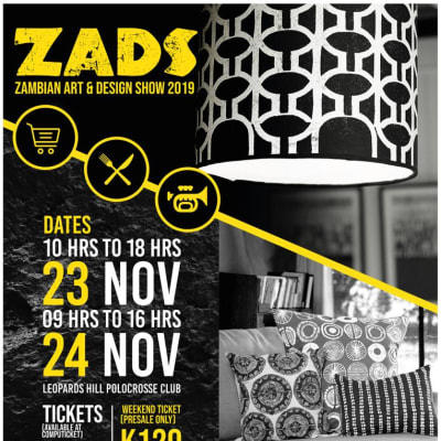 2019 ZADS tickets image