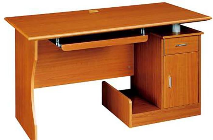 1.2 Metre Secretarial Desk