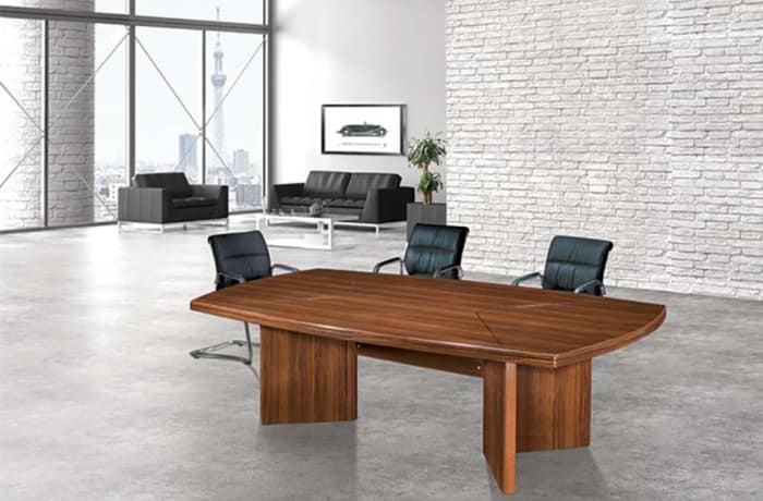 3.8 Metre meeting Table (12 Seater)