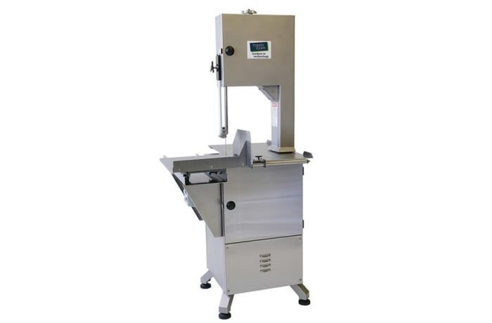 """Bandsaw - 112"""" Stainless steel bandsaw (3PH) 324092-E"""