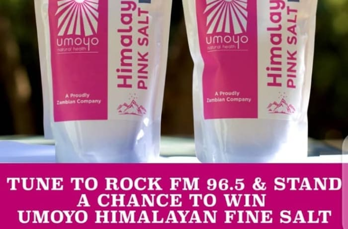 Tune in to Rock fm 96.5  to stand a chance to win! image