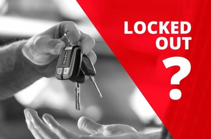 Locked out? Action Auto have you covered where ever you are in Zambia image