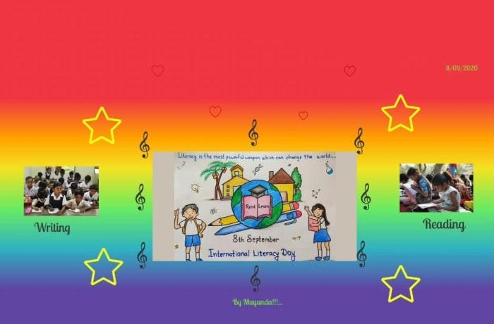 BIPS Celebrates International Literacy image