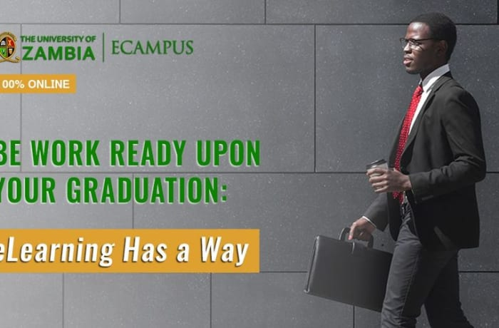 Be work-ready upon your graduation: eLearning has a way image
