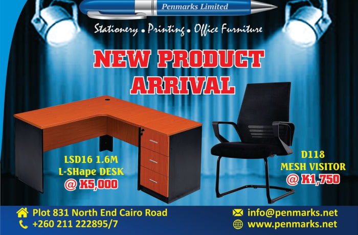 New product arrivals!  image