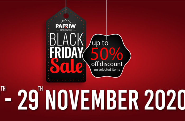 Black Friday deals - Get upto 50% off selected products image