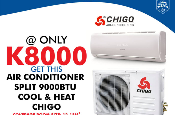 Get great deals on the Chigo 9000BTU Air Conditioner  image