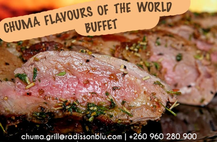 Game Meat buffet image