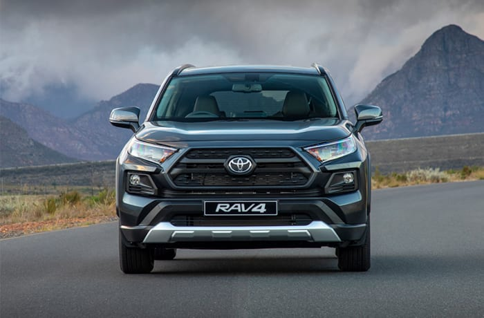 All New RAV4. Redefined innovation image