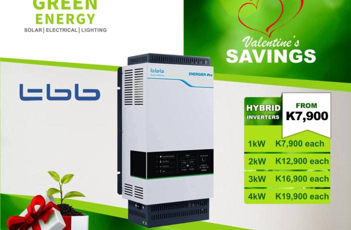 TBB Hybrid Inverters on special offer image