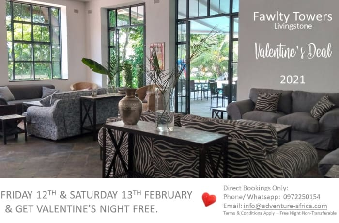 Book 2 nights and get 1 night free image