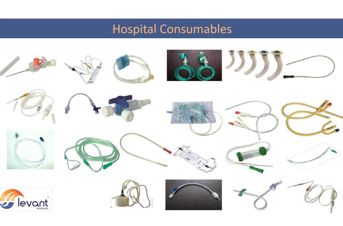 Medical equipment and consumables image