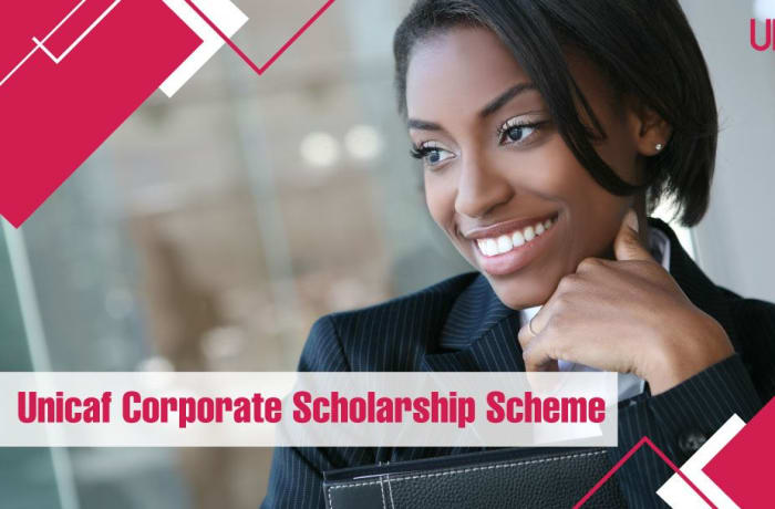 Unicaf Corporate Scholarship Scheme image