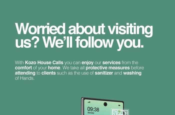 Enjoy Kozo House Calls image