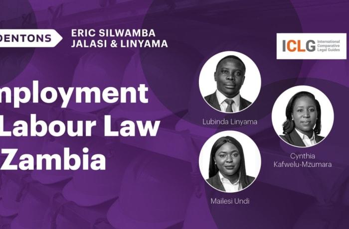 Employment & Labour Law developments in Zambia image