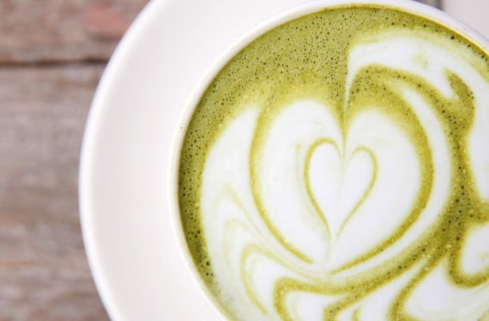 Cut out Coffee?? try Moringa and Matcha Latte  image
