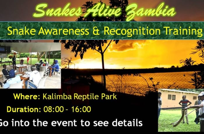 Snake Awareness & Recognition Training image