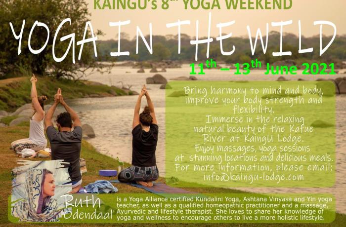 Kaingu's 8th Yoga Weekend image