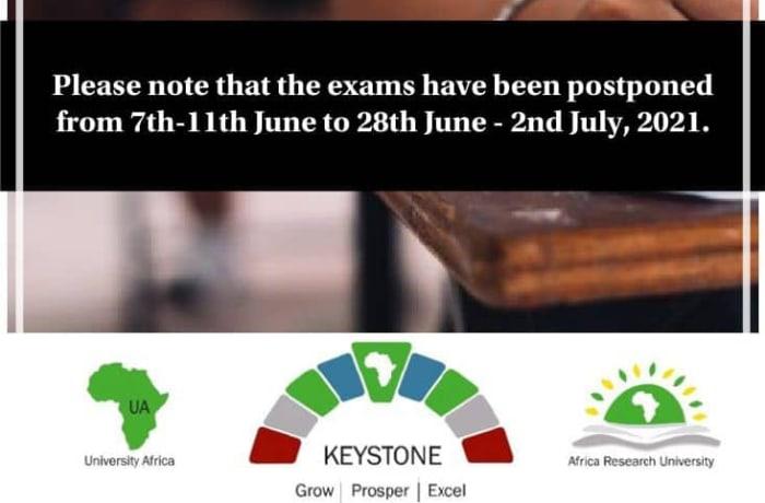 Exams have been postponed! image