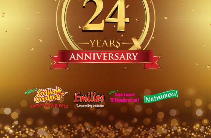 260 Brands celebrates 24 years anniversary image