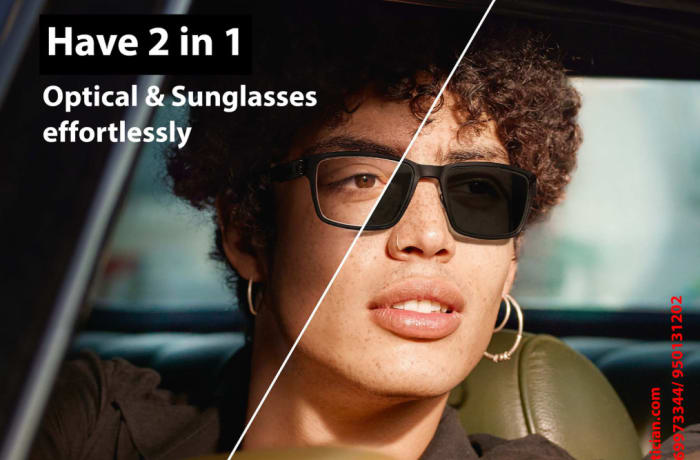 Transitions lenses now available image