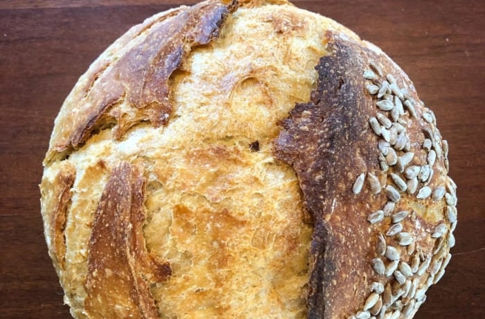 Sourdough is now available at select retailers image