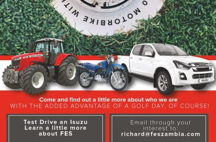 Mkushi Golf Day event image