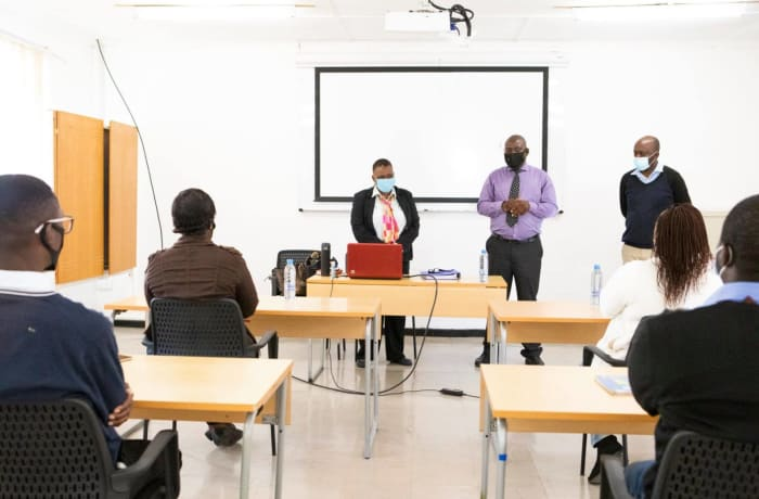 Kafue Gorge Regional Training Centre launches two courses image