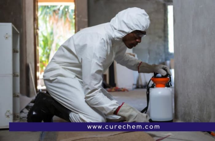 How can you safely and carefully handle insecticides? image