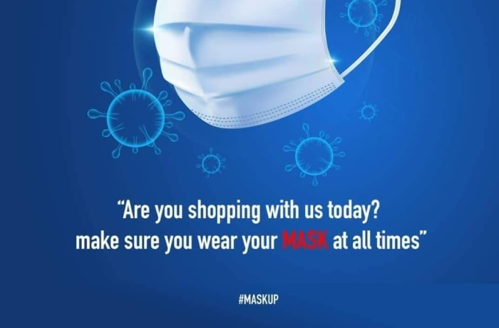 Are you shopping with Woodlands Shopping Mall today !! remember to mask at all times image