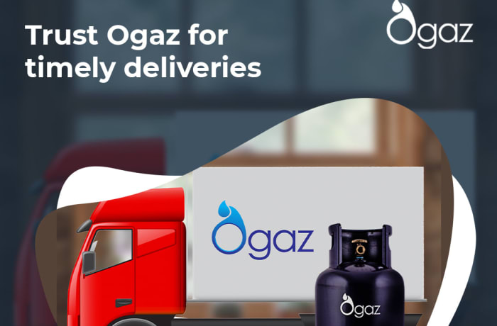 You can trust Ogaz for timely deliveries image