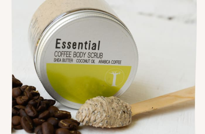 Awaken your skin from its slumber with this delicious Coffee Body Scrub image