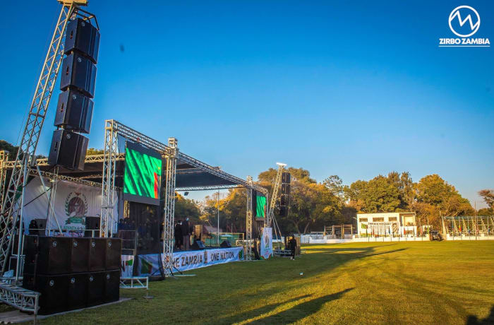 Suppliers of stage, truss, sound and led screens  image
