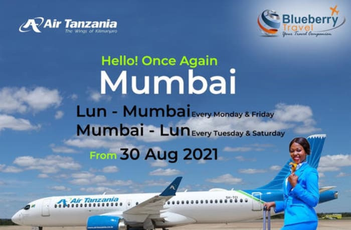 Welcome back Air Tanzania image