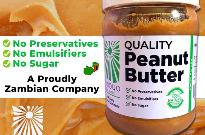 New product! quality peanut butter image