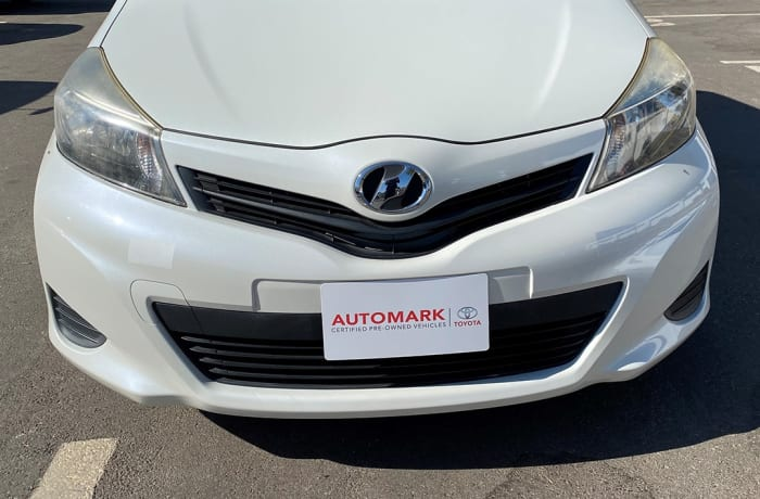 Check the Toyota Vitz Automark Certified preowned vehicles at an attractive price!  image