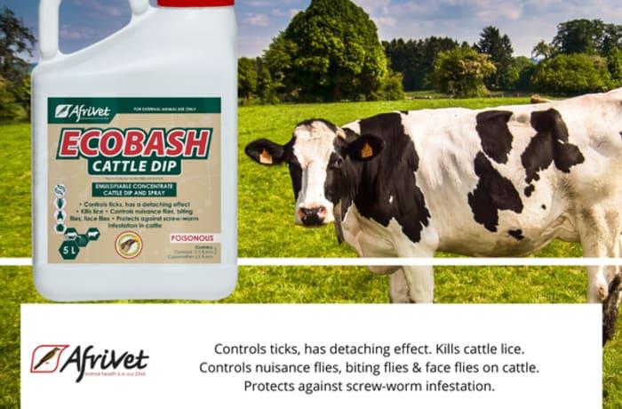 ECOBASH Cattle Dip image