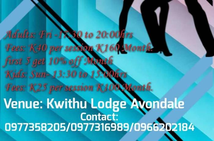 Salsa, Kizomba and Afro dance classes image