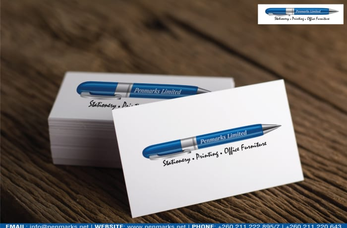 Did you know Penmarks Ltd print business cards? image