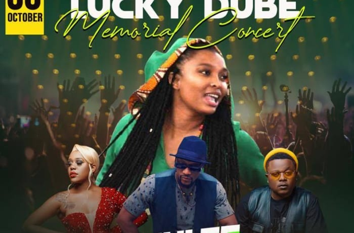 NKULEE DUBE and the higher power band live in Zambia image