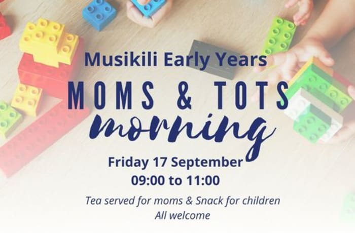 Musikili Early Years Moms and Tots morning event image