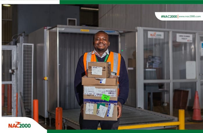 NAC2000 manages all kinds of cargo including sensitive and dangerous goods image