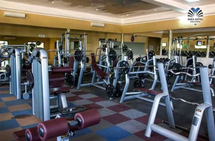 Mika gym is open to non-hotel residents with flexible membership payment methods image
