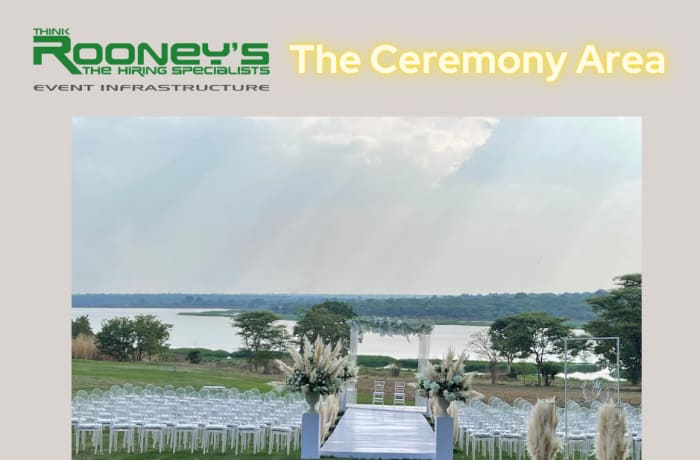 Rooney's Hire Zambia ensures that your next event is as unique as you are! image