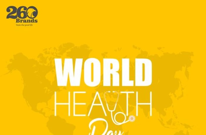 260 Brands celebrate World Health Day with you image