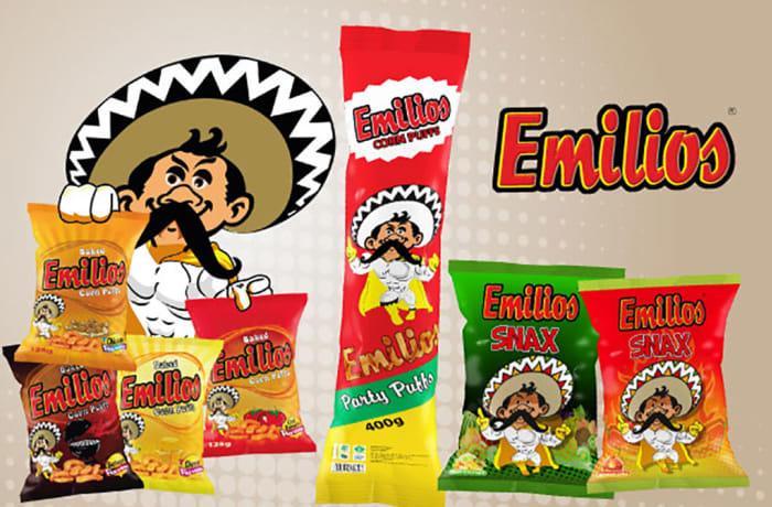 Emilios Corn Puffs