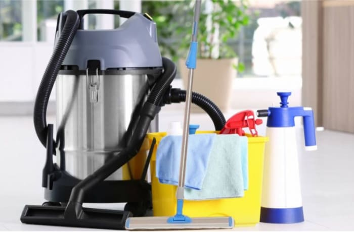 Cleaning equipment and accessories image