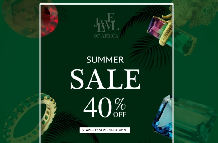 Get 40% off all Jewel of Africa jewellery while stocks last image